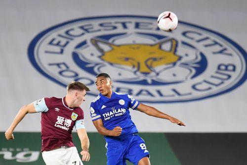 Leicester V Burnley 2020 21 Premier League