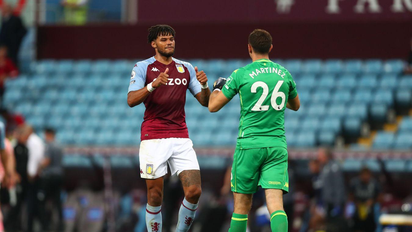 Aston Villa 1-0 Sheffield United
