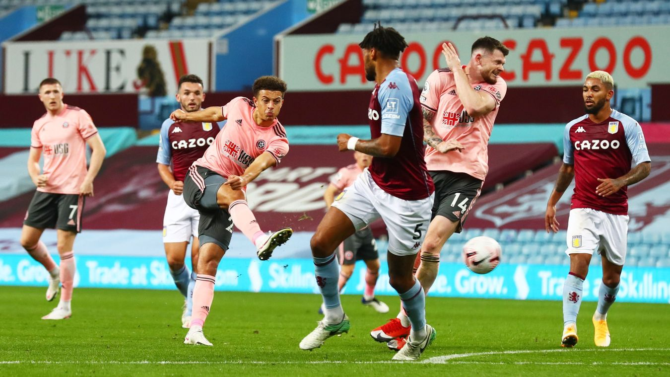 Aston Villa 1-0 Sheffield United