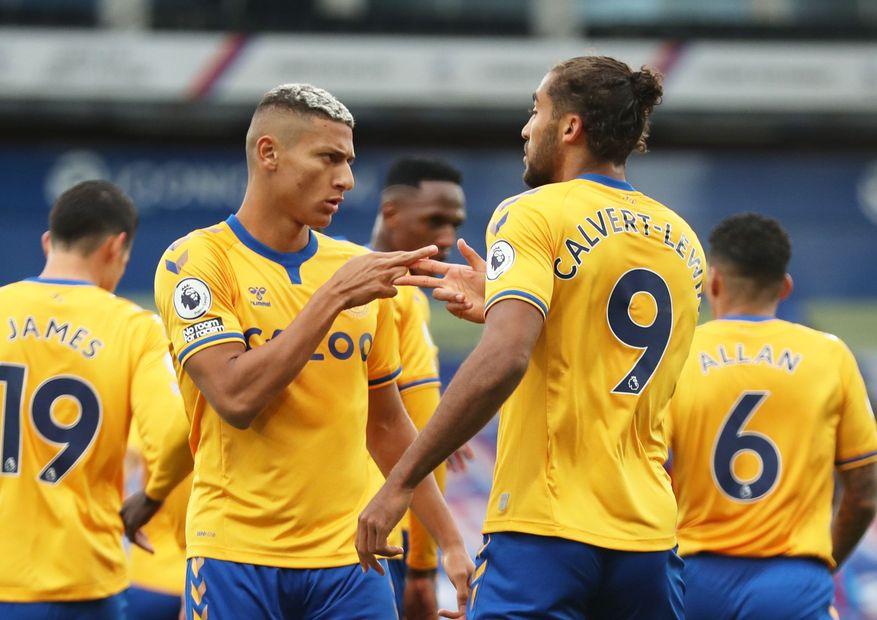 Premier League - Crystal Palace v Everton