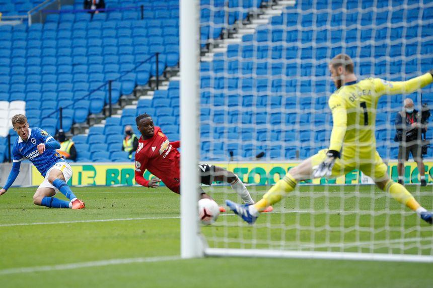 Brighton & Hove Albion v Manchester United