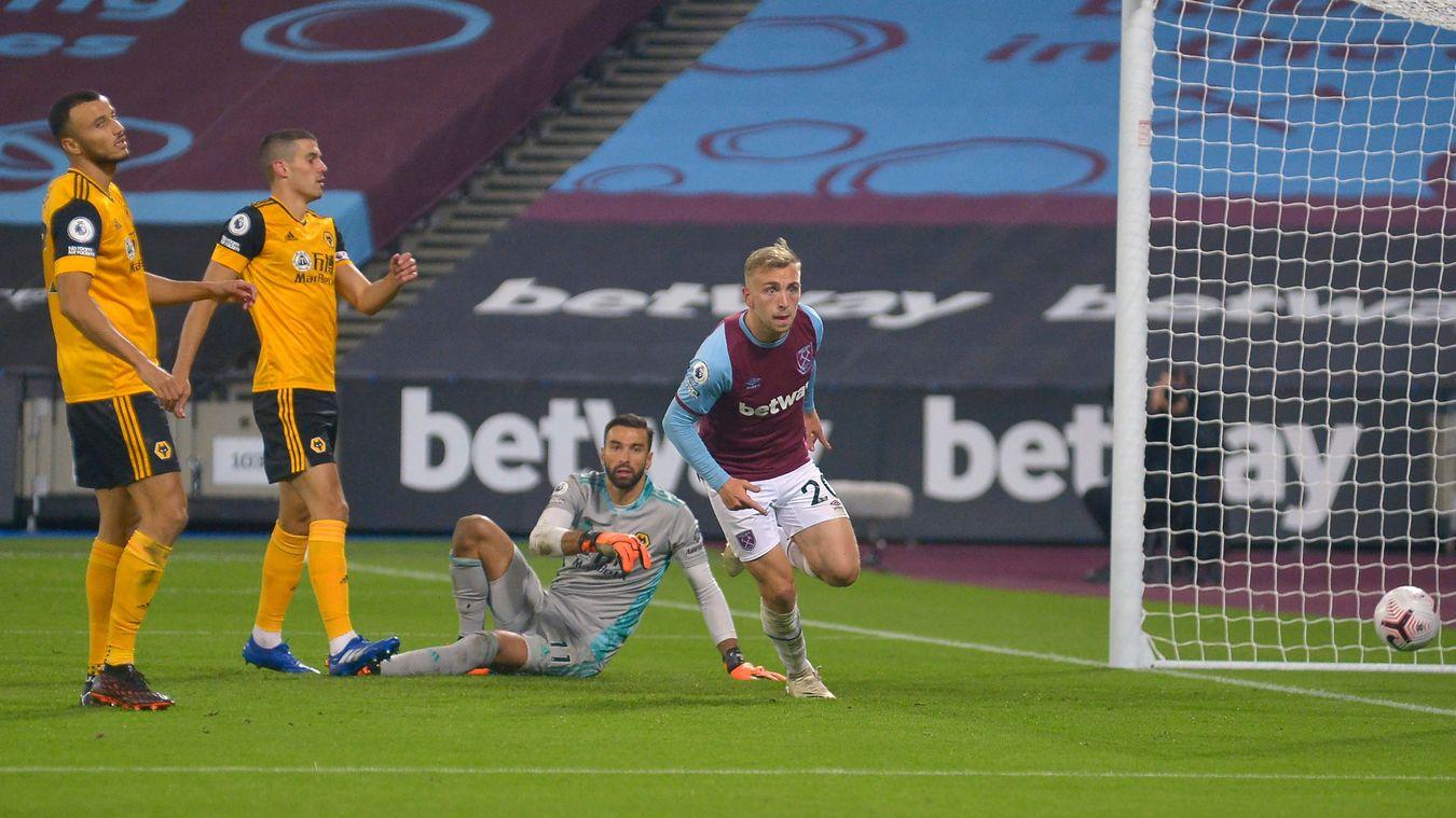 West Ham United 4-0 Wolverhampton Wanderers