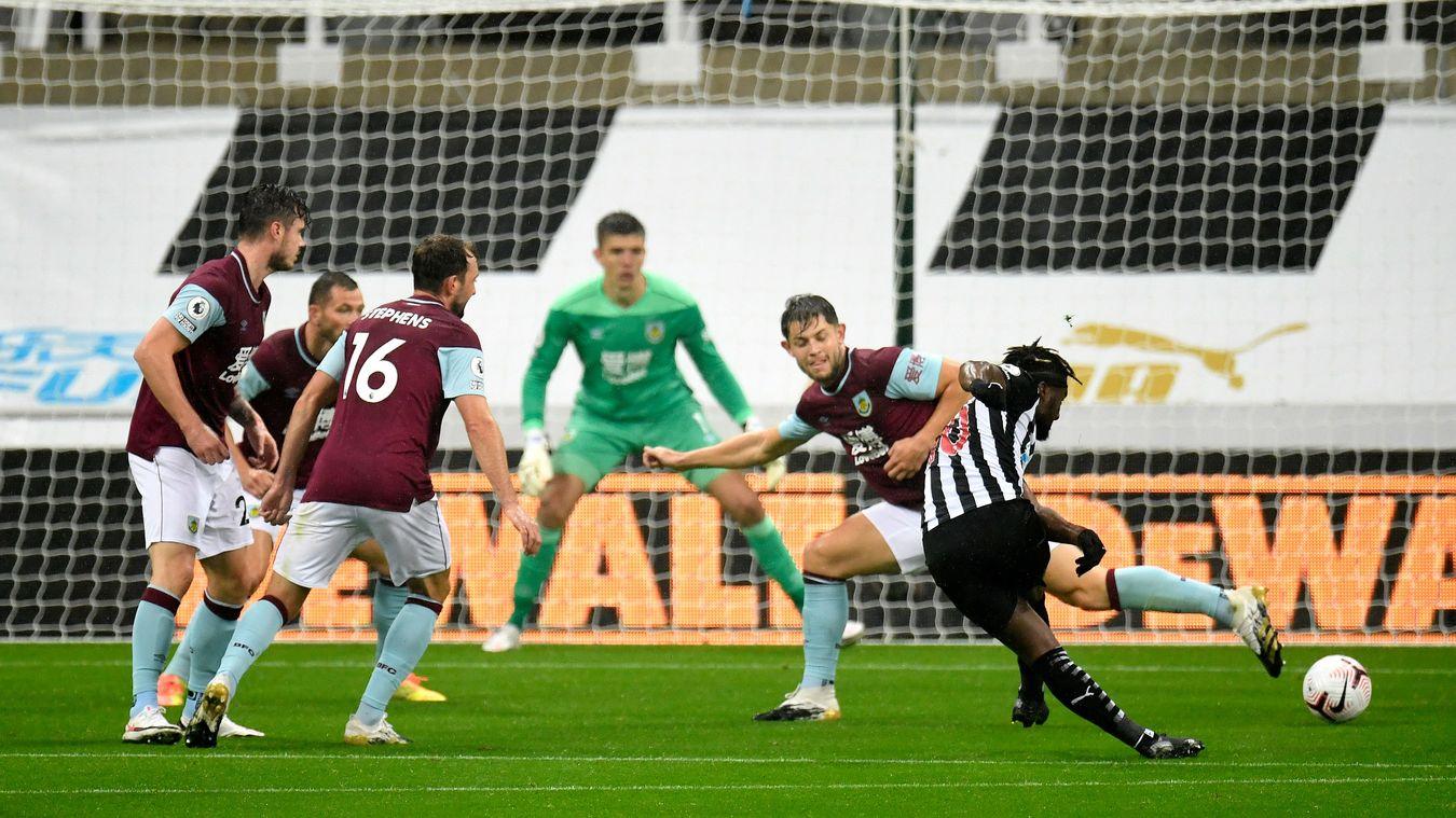 Newcastle United 3-1 Burnley