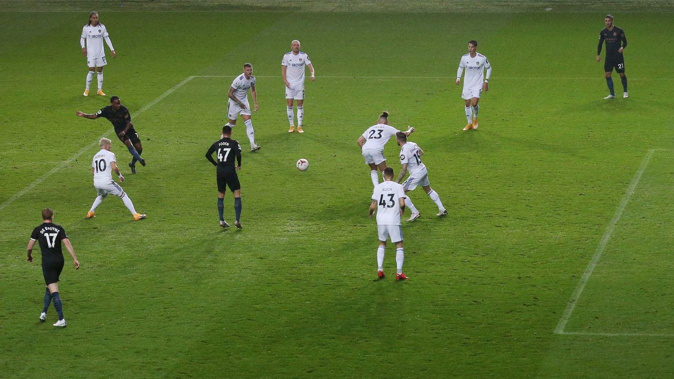 Leeds United 1-1 Manchester City