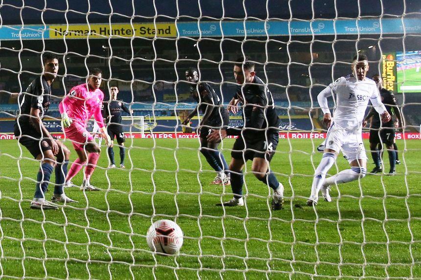 Leeds United v Manchester City