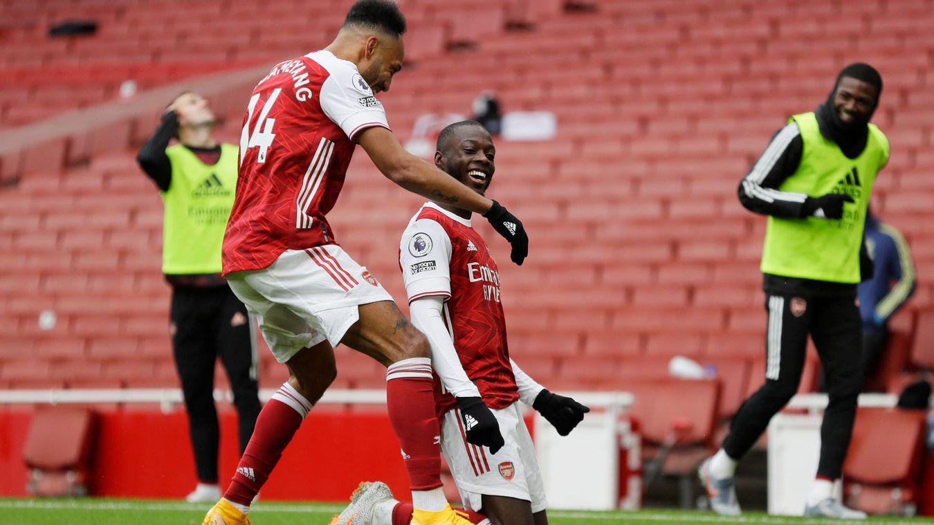 Arsenal 2-1 Sheffield United