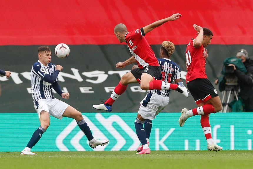 Premier League - Southampton v West Bromwich Albion