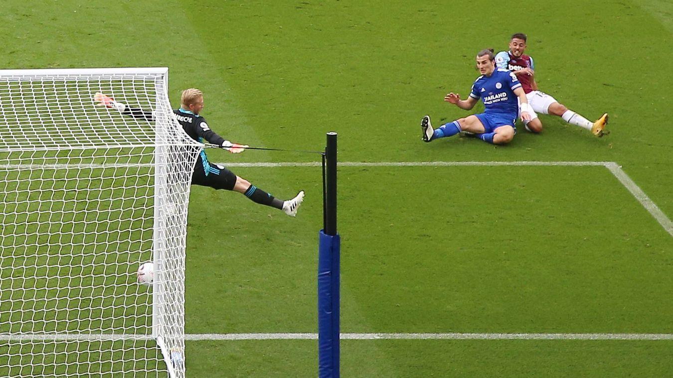 Leicester City 0-3 West Ham United