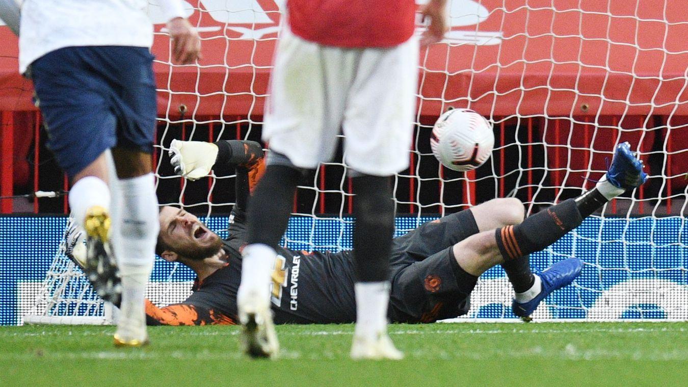 Manchester United 1-6 Tottenham Hotspur