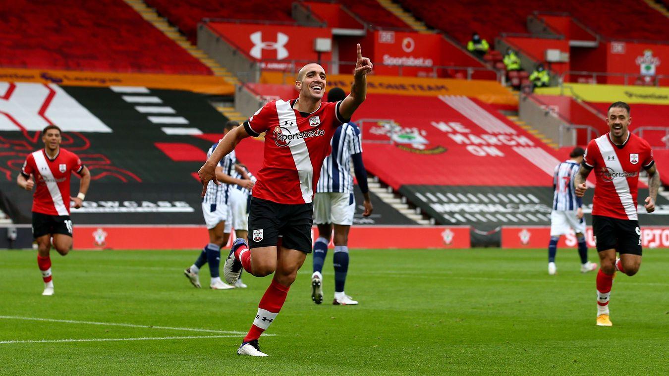 Southampton 2-0 West Bromwich Albion