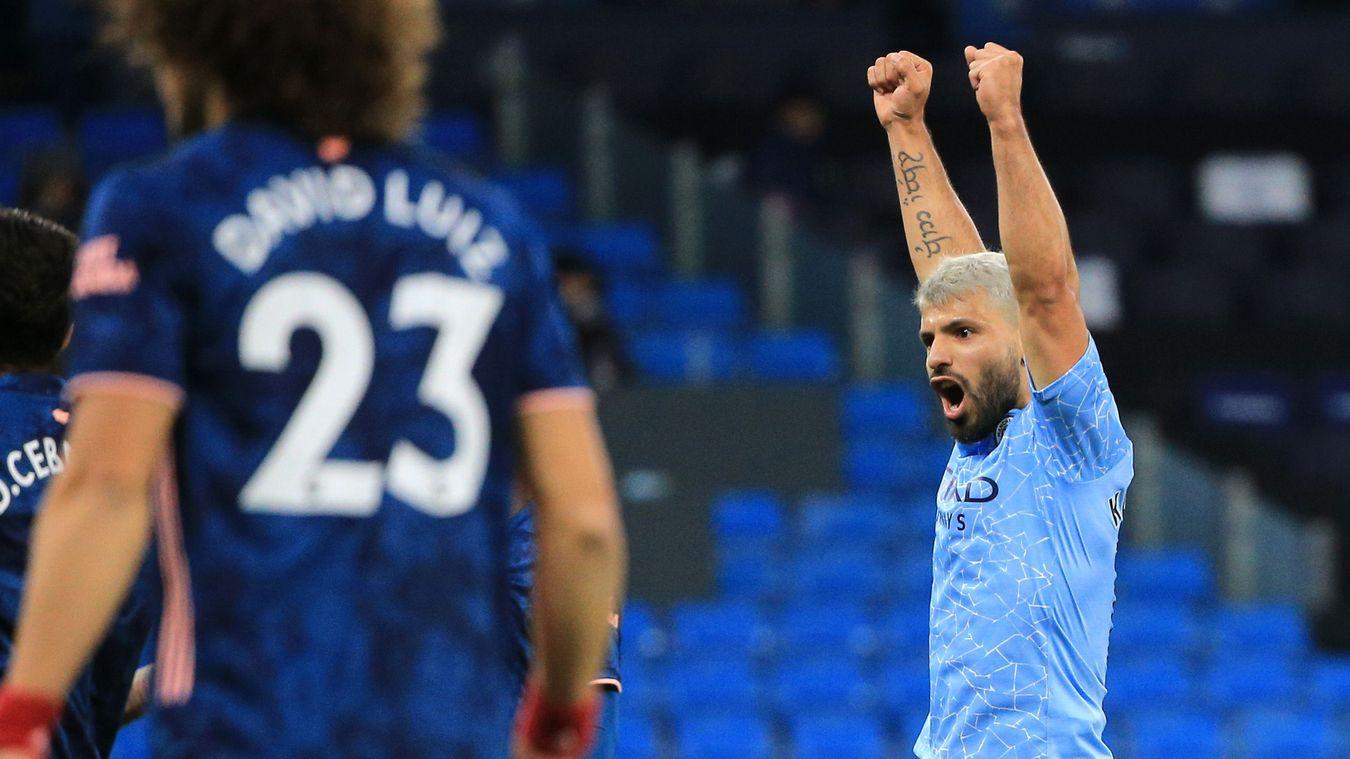 Manchester City 1-0 Arsenal