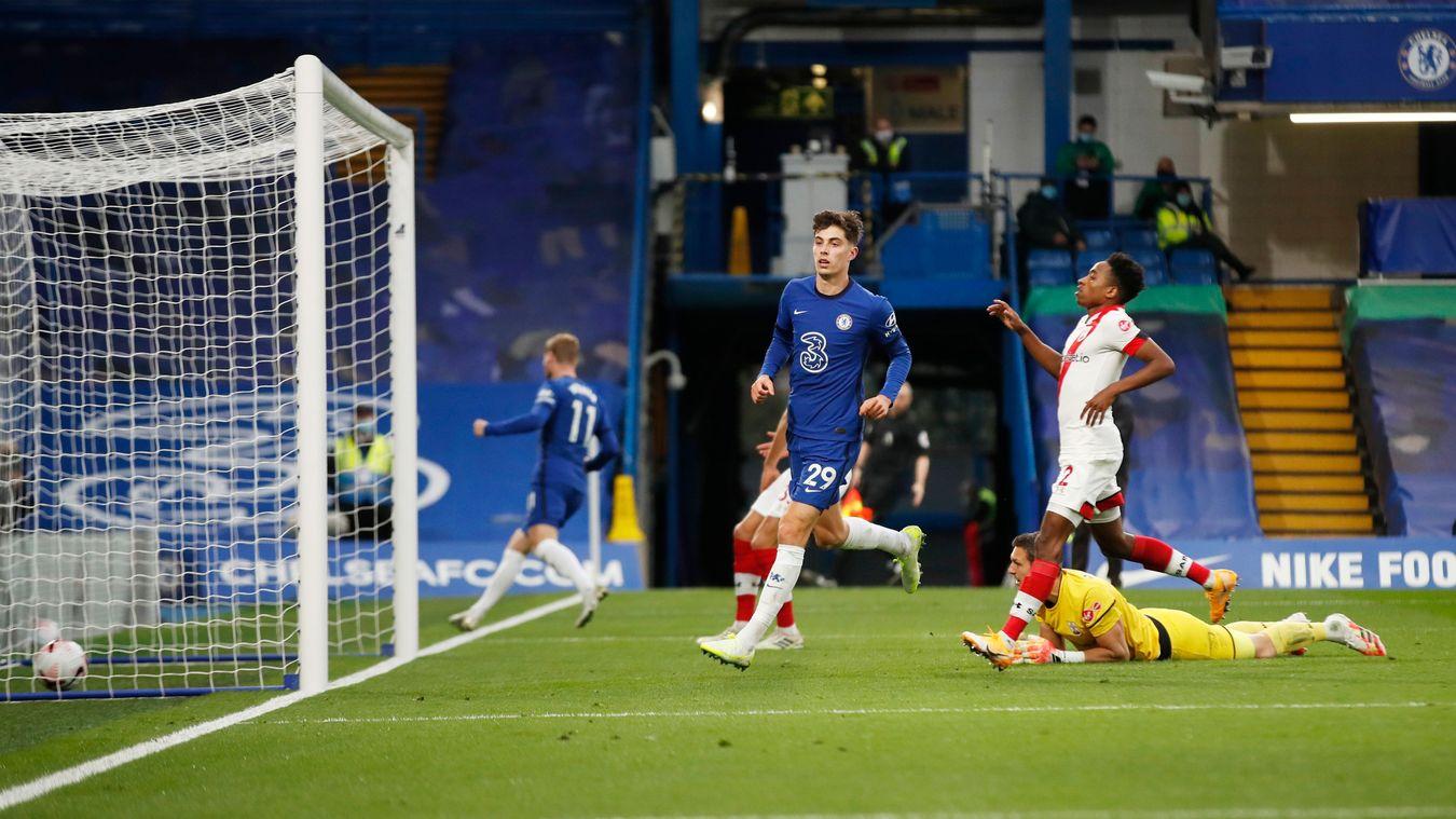 Chelsea 3-3 Southampton
