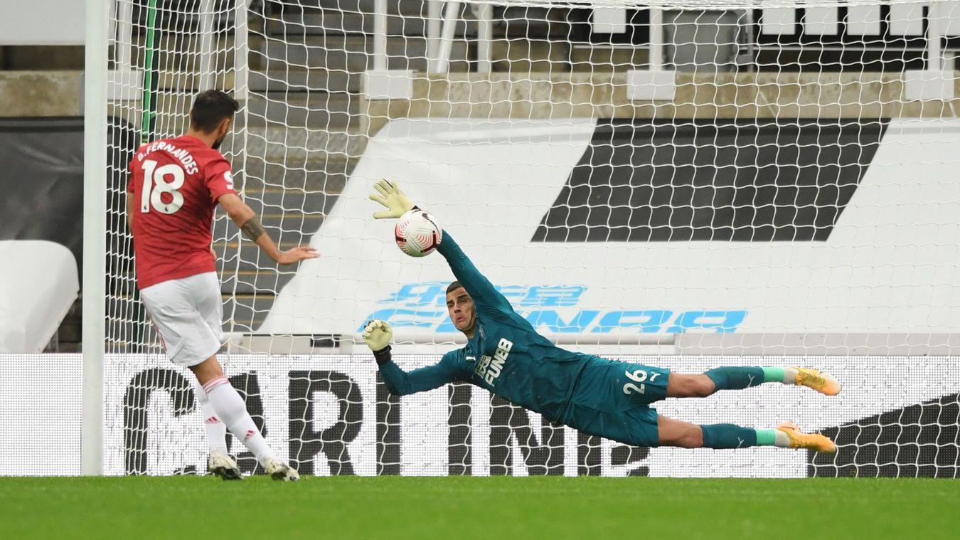 Newcastle United 1-4 Manchester United