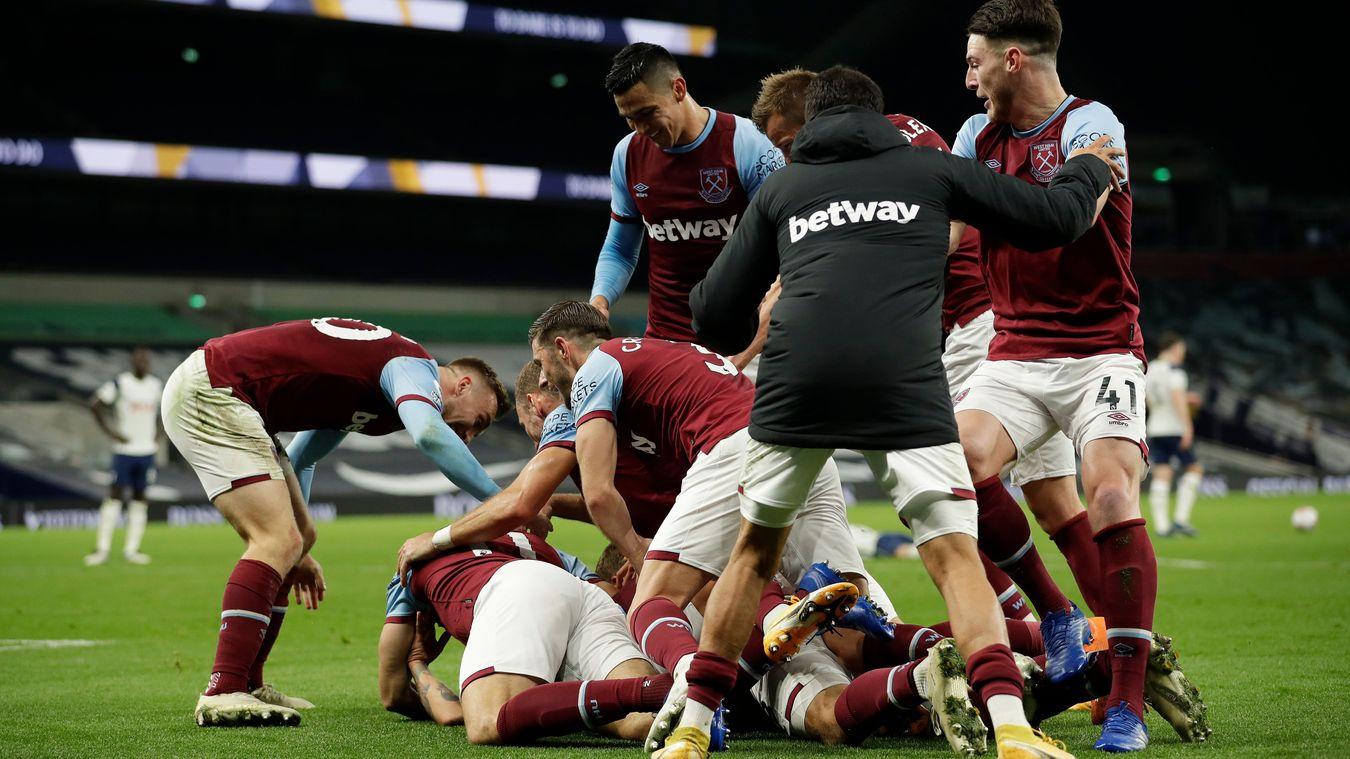 Tottenham Hotspur 3-3 West Ham United