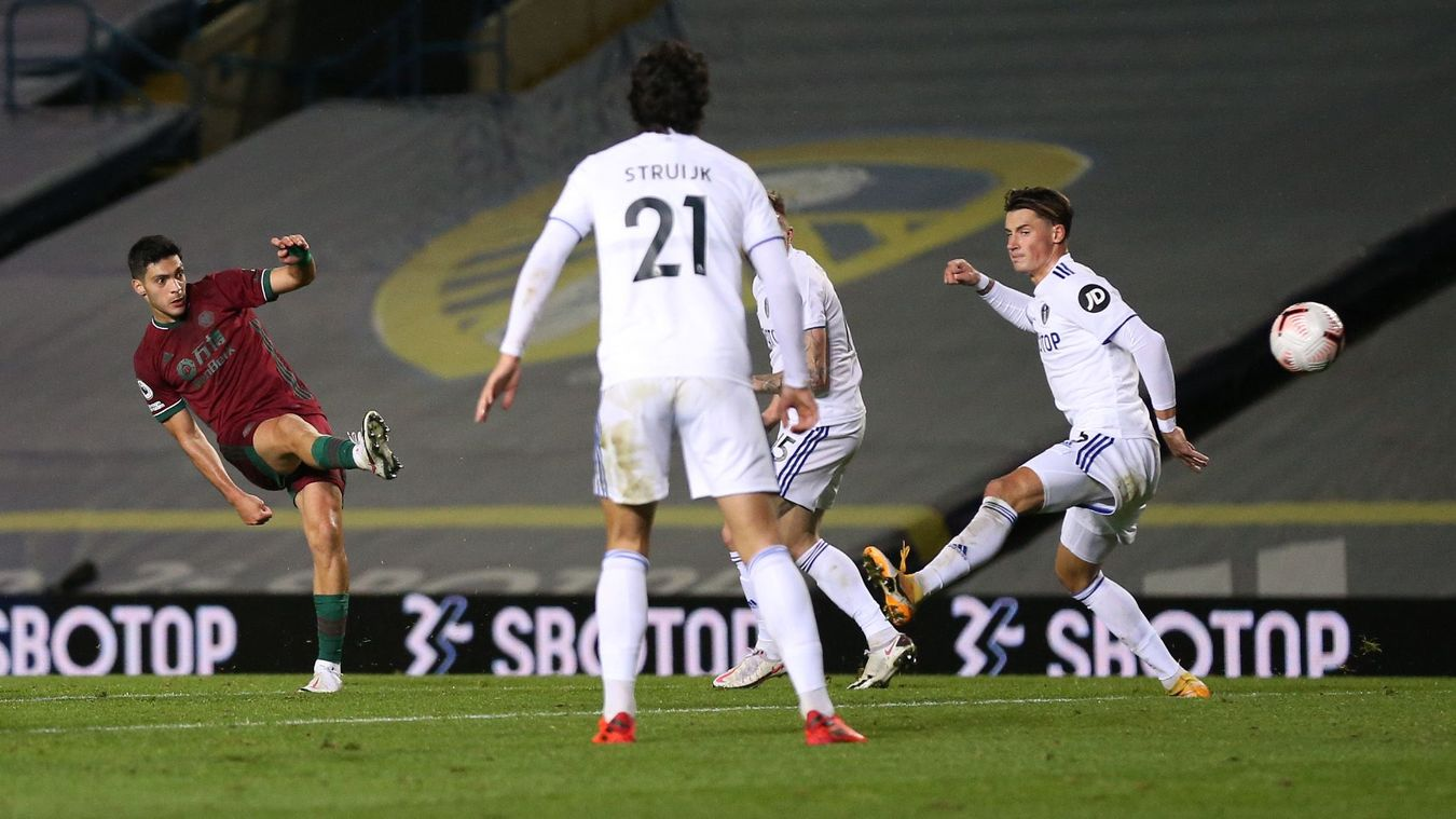 Leeds United 0-1 Wolverhampton Wanderers