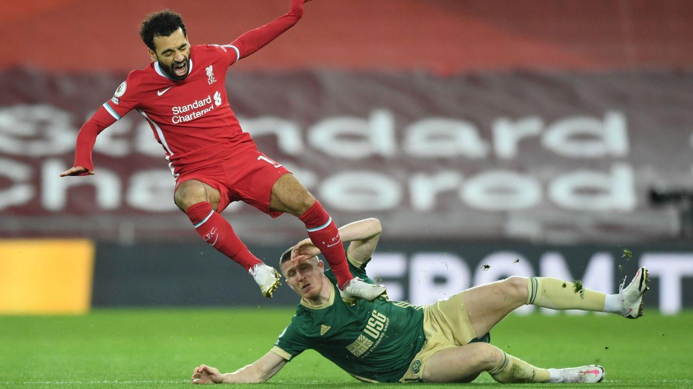 Liverpool 2-1 Sheffield United