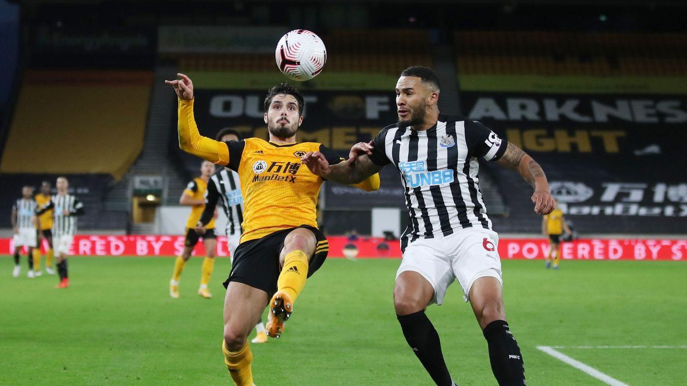 Wolverhampton Wanderers 1-1 Newcastle United