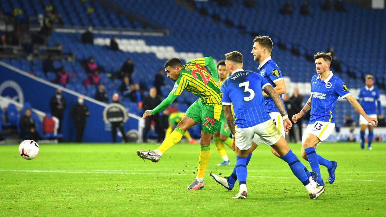 Brighton & Hove Albion v West Bromwich Albion