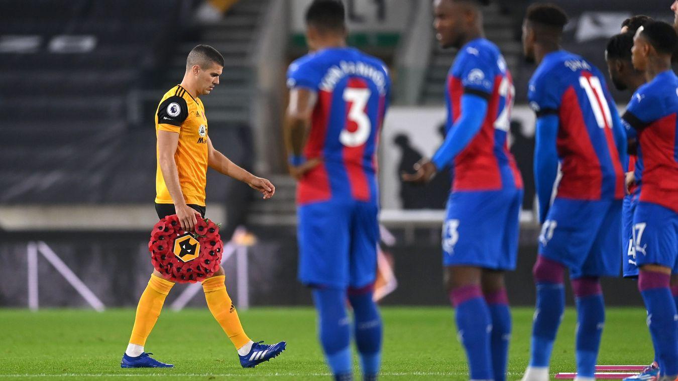 Wolverhampton Wanderers 2-0 Crystal Palace