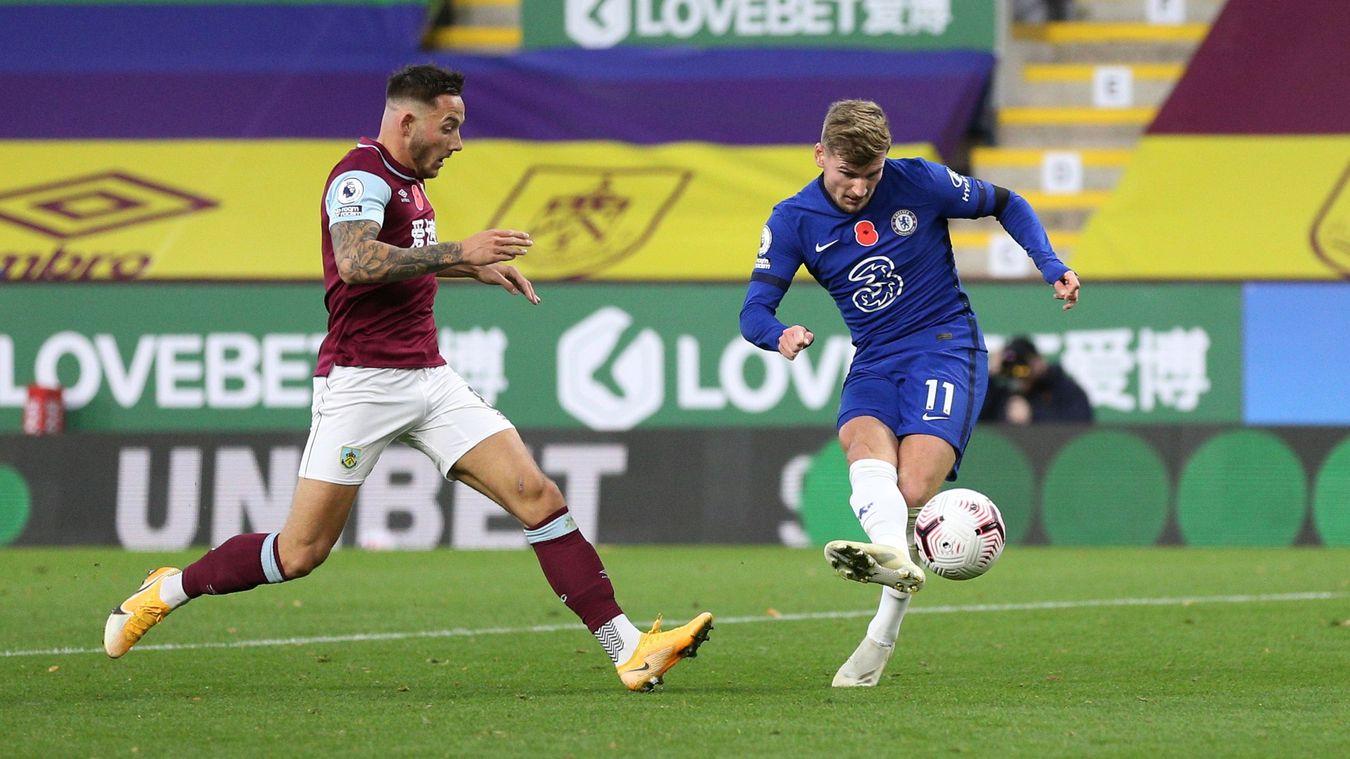 Burnley v Chelsea