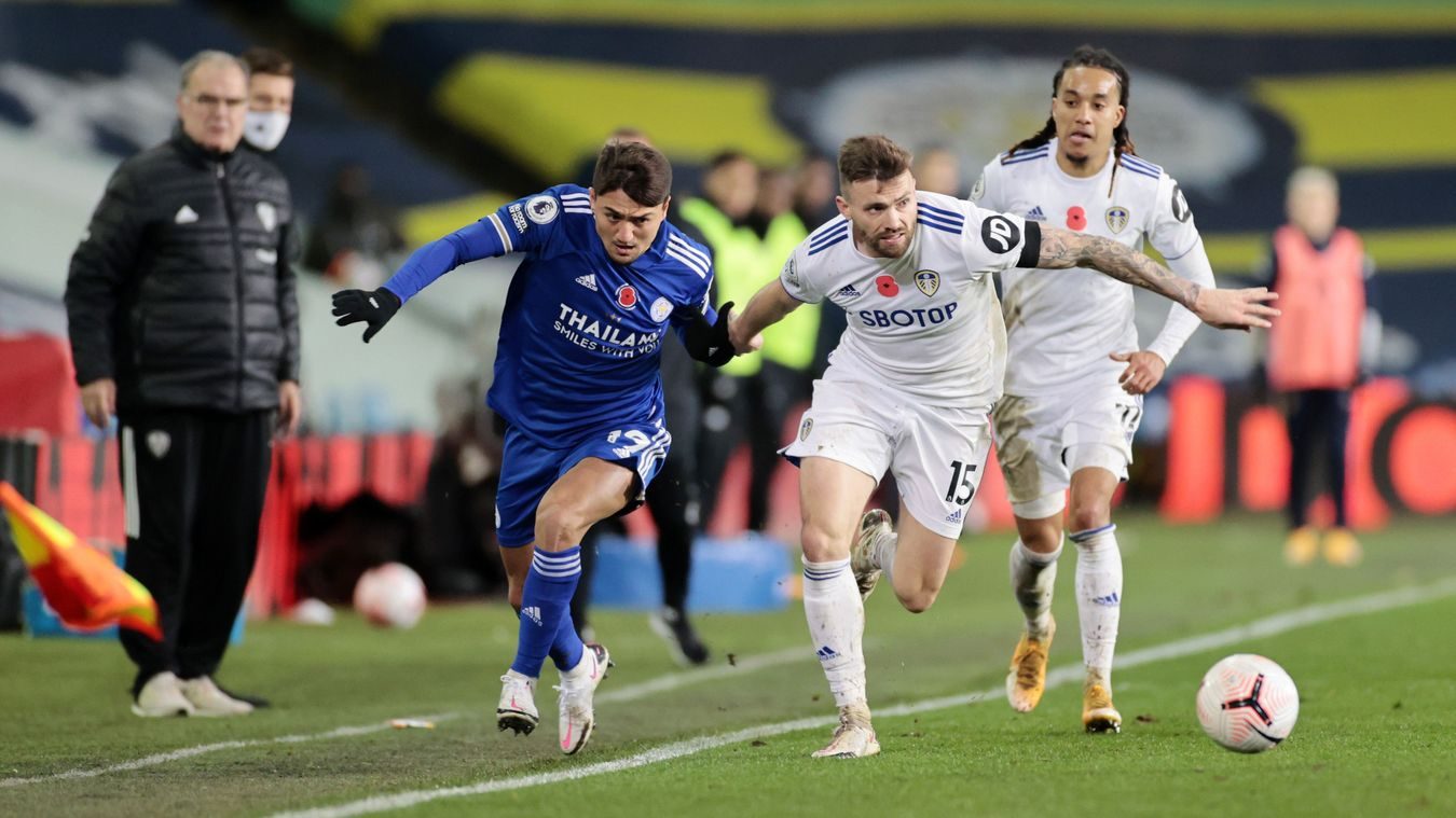 Leeds United 1-4 Leicester City