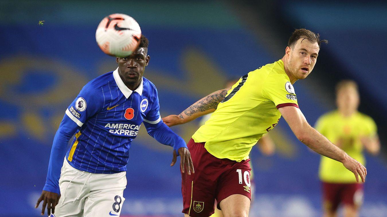 Brighton & Hove Albion 0-0 Burnley