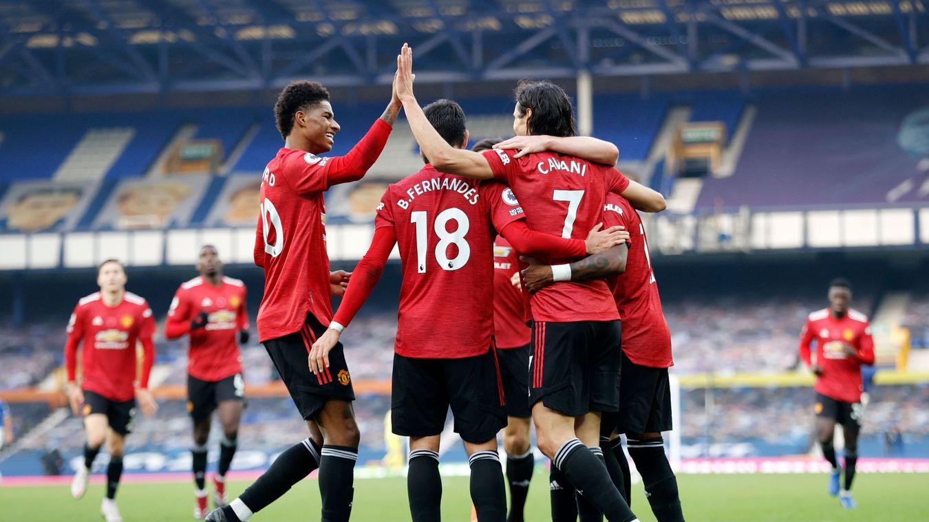 Everton 1-3 Manchester United