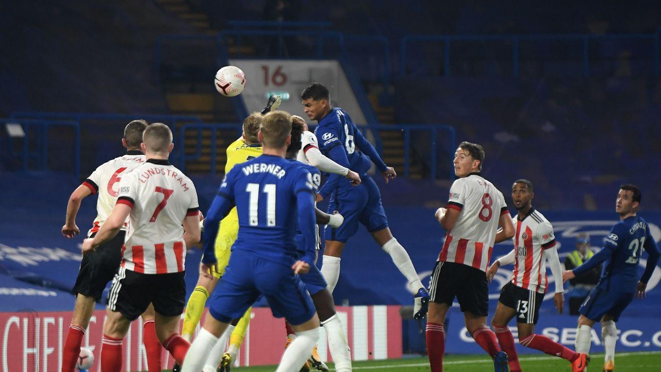 Chelsea 4-1 Sheffield United
