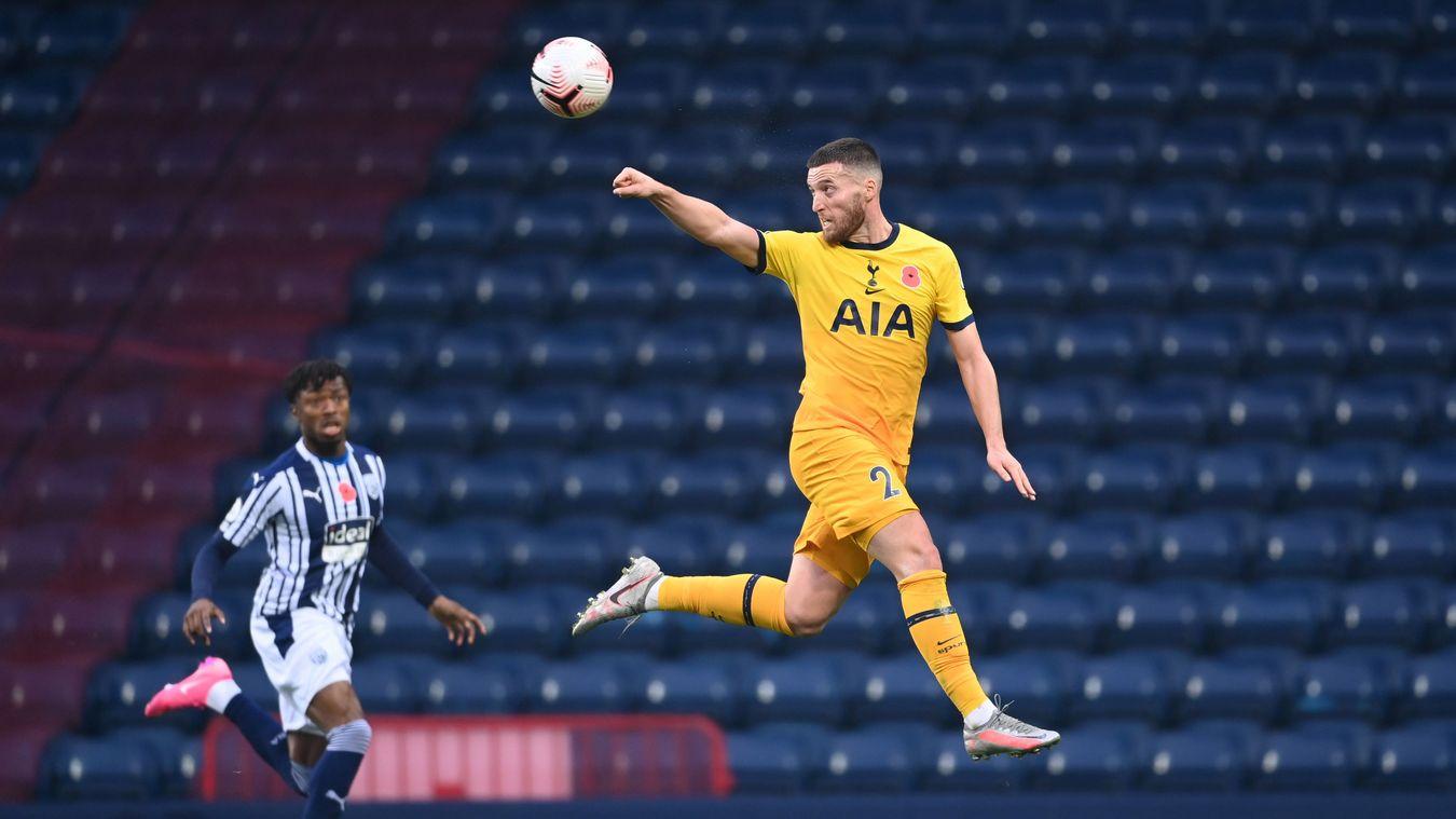 West Bromwich Albion 0-1 Tottenham Hotspur