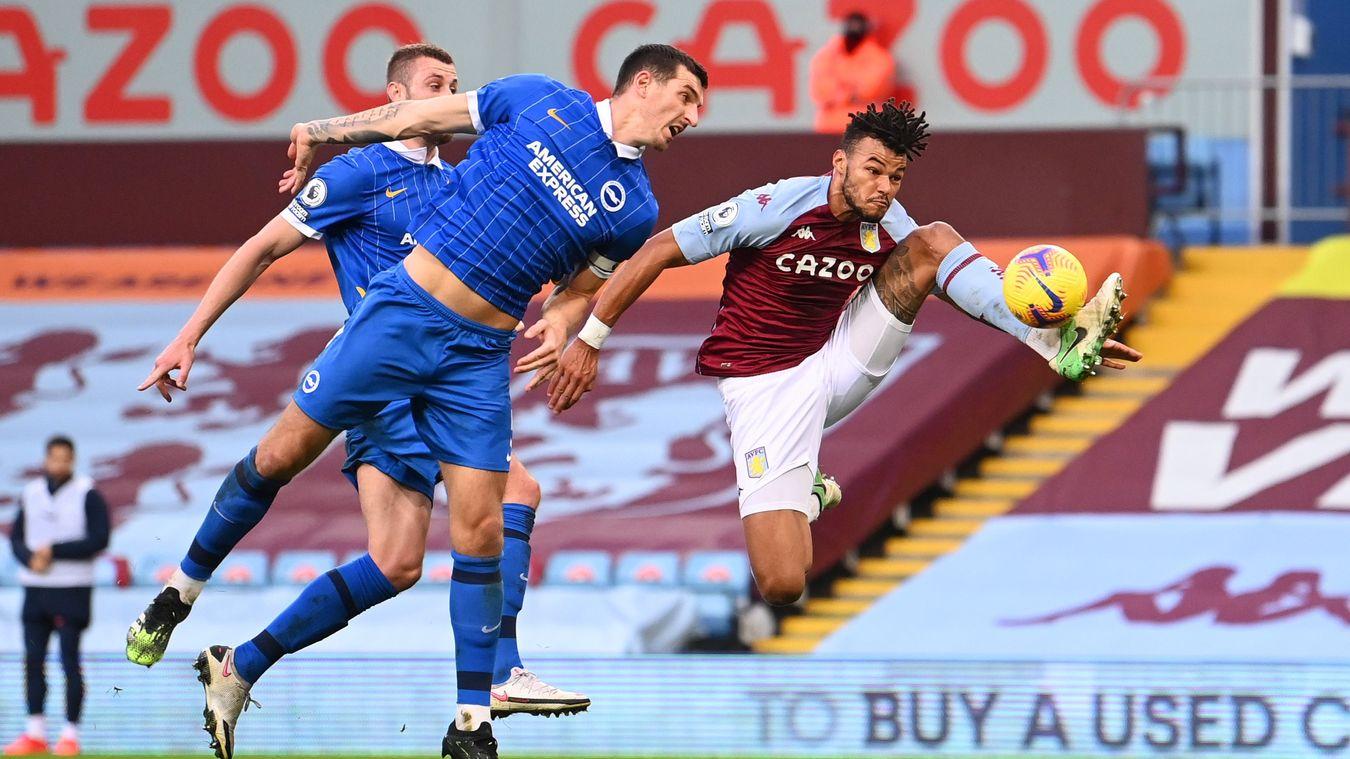 Aston Villa 1-2 Brighton & Hove Albion