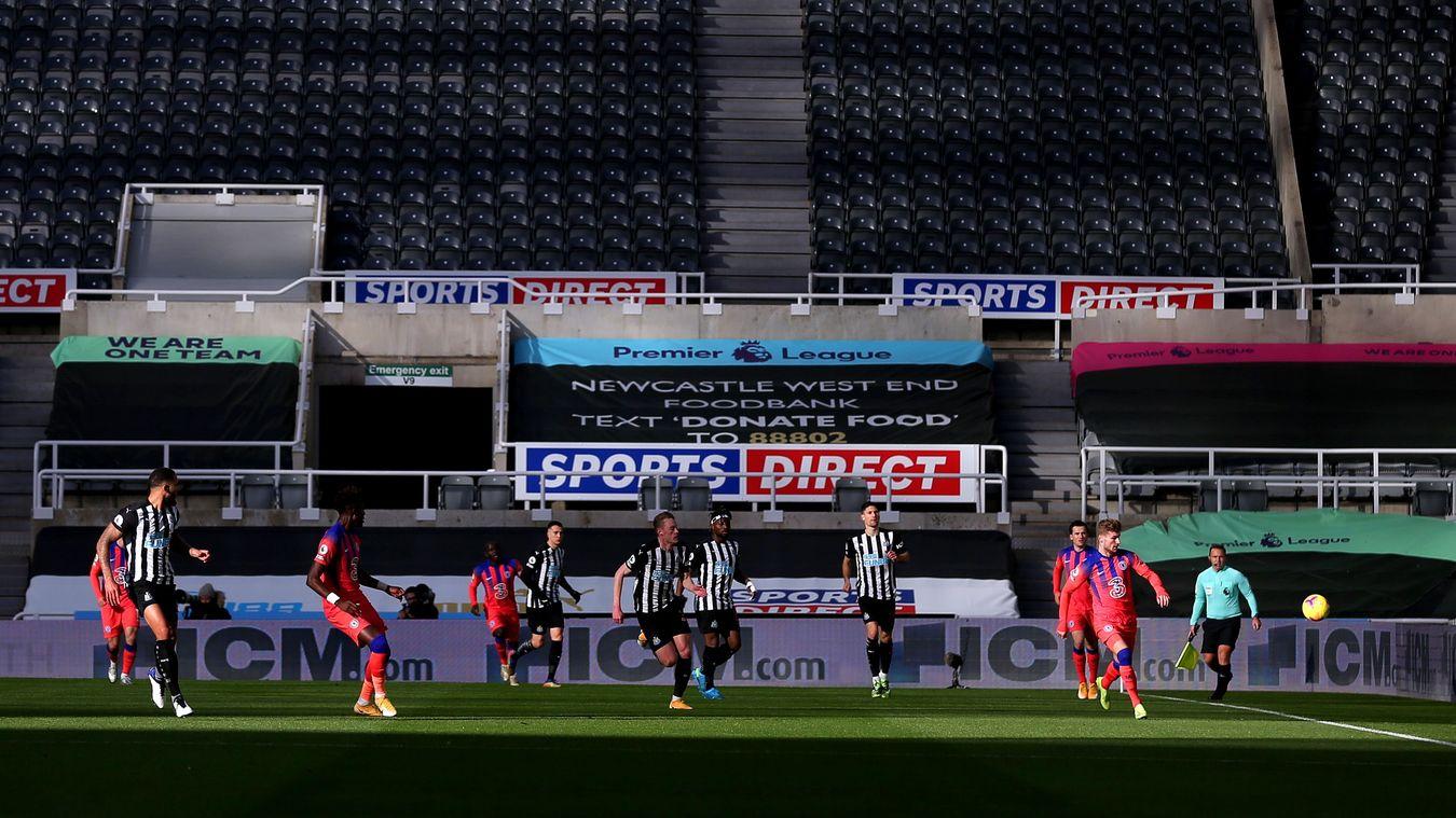 Newcastle United 0-2 Chelsea