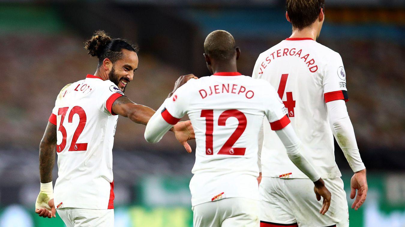 Wolves 1-1 Southampton