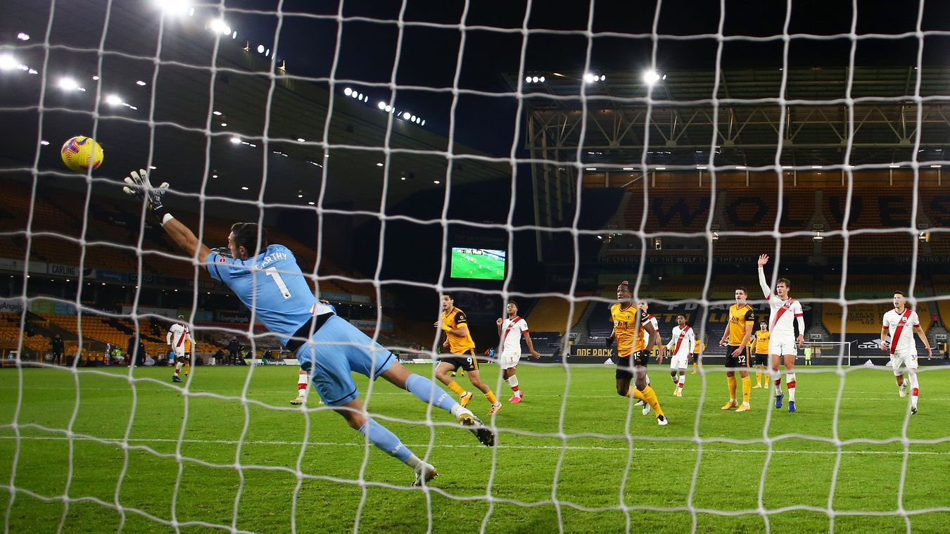 Wolverhampton Wanderers 1-1 Southampton