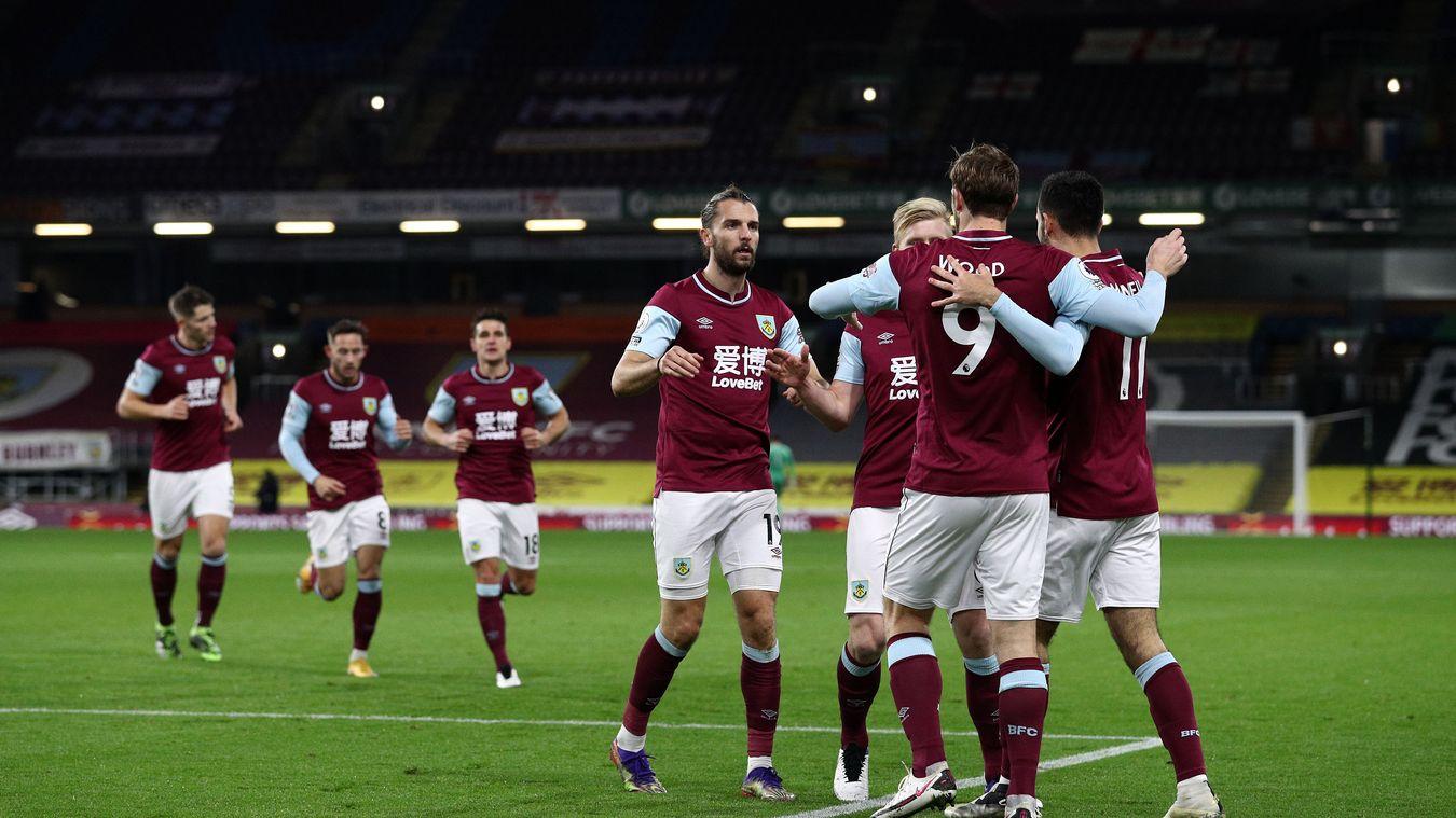 Burnley 1-0 Crystal Palace