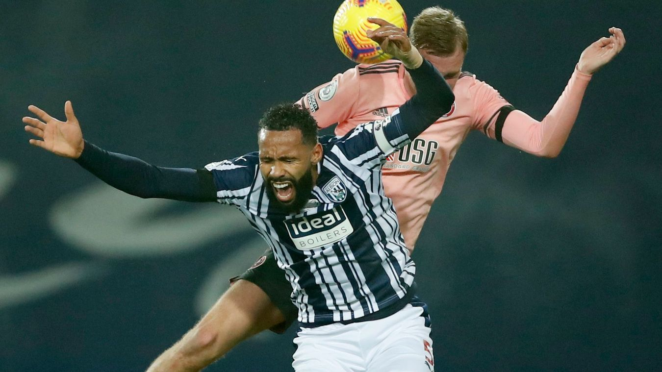 West Bromwich Albion 1-0 Sheffield United