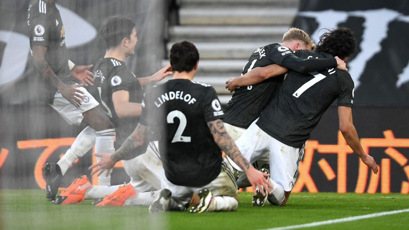 Southampton 2-3 Manchester United