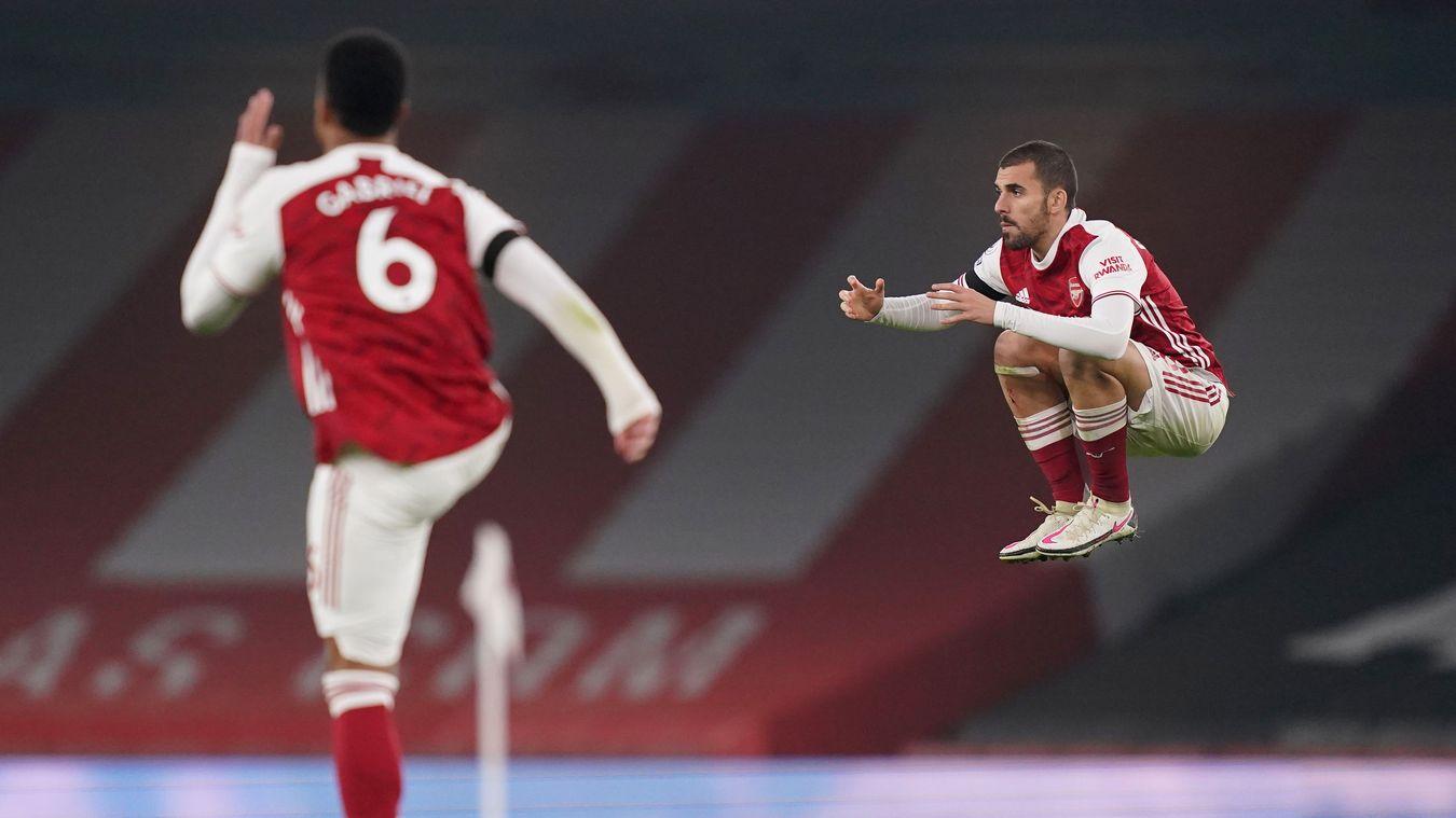 Arsenal 1-2 Wolverhampton Wanderers