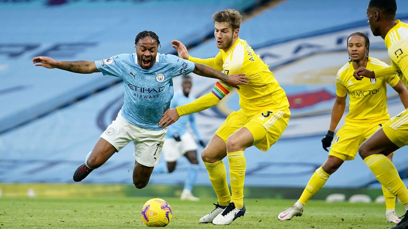 Manchester City 2-0 Fulham