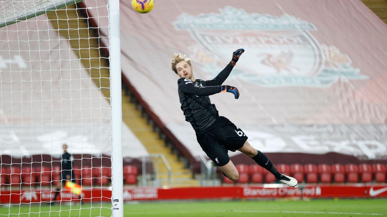 Liverpool 4-0 Wolverhampton Wanderers