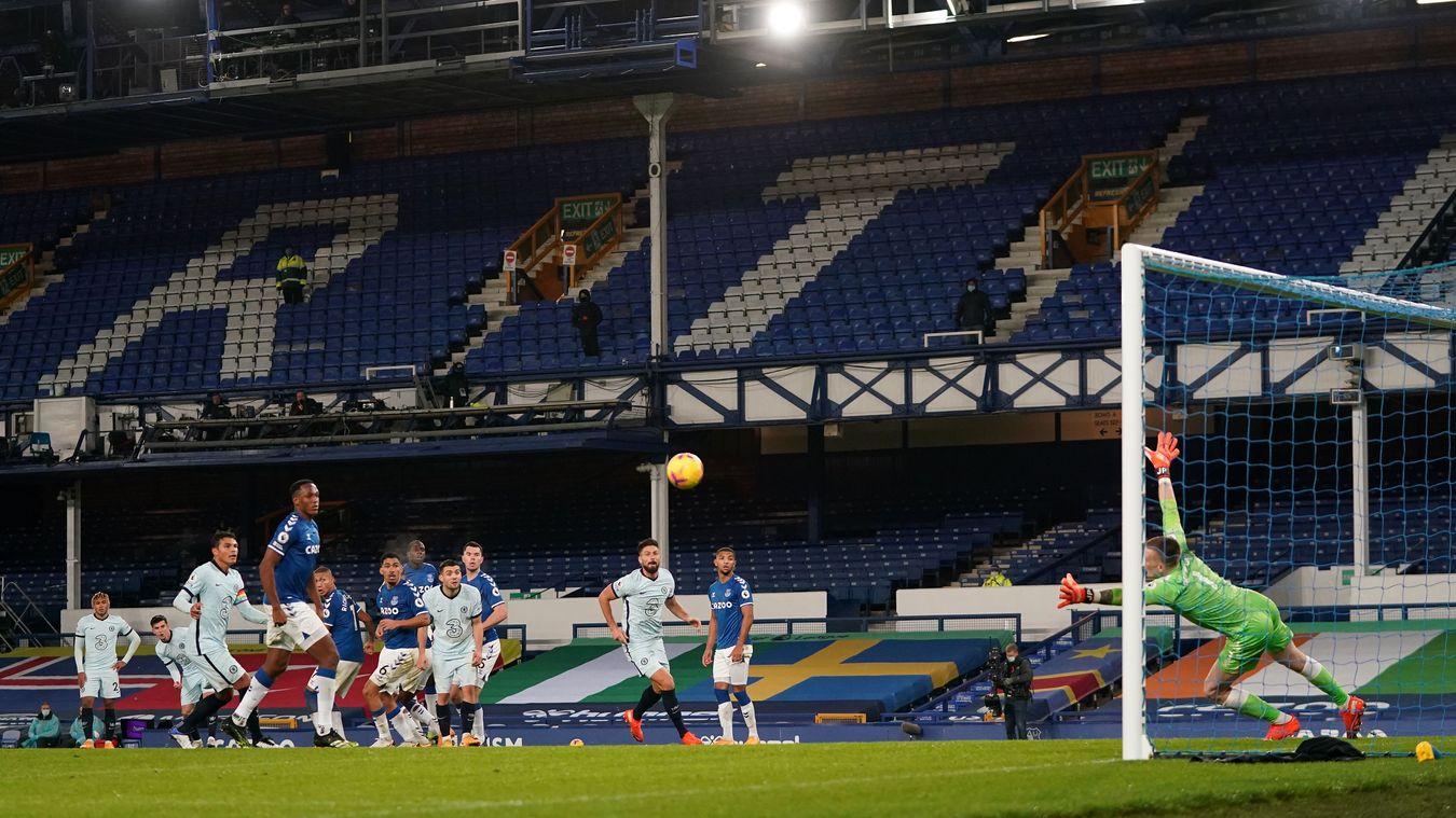 Everton 1-0 Chelsea