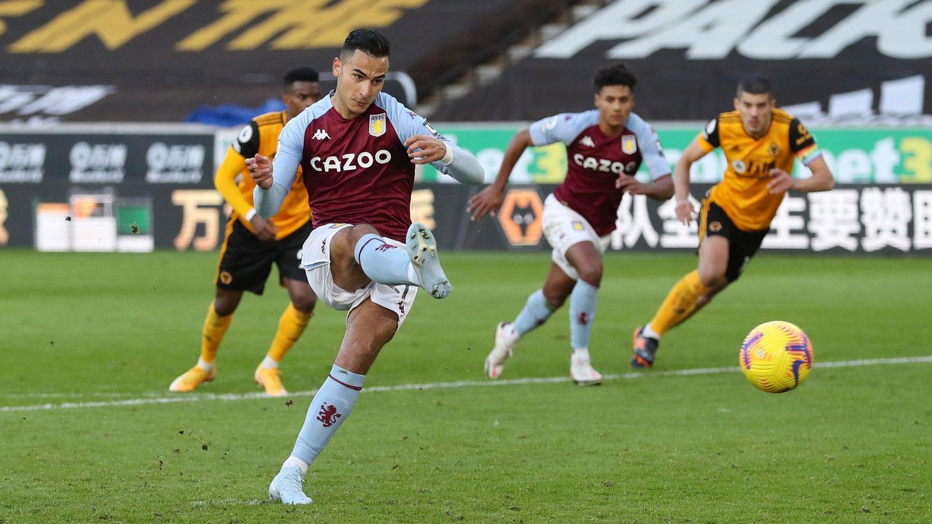 Wolverhampton Wanderers 0-1 Aston Villa