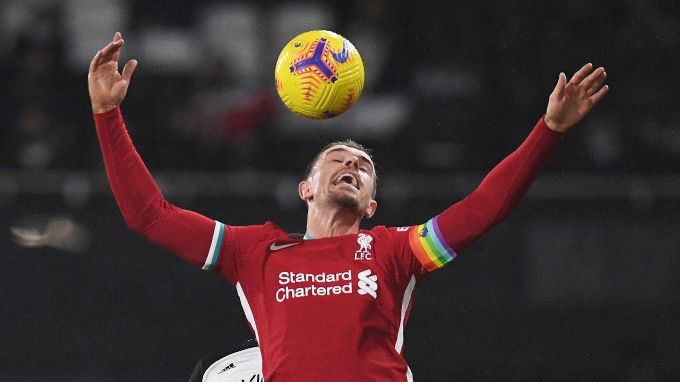 Fulham 1-1 Liverpool