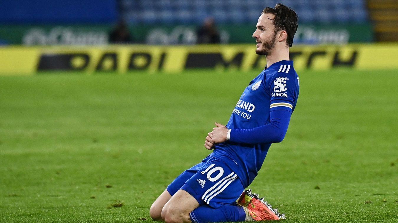 Leicester City 3-0 Brighton & Hove Albion