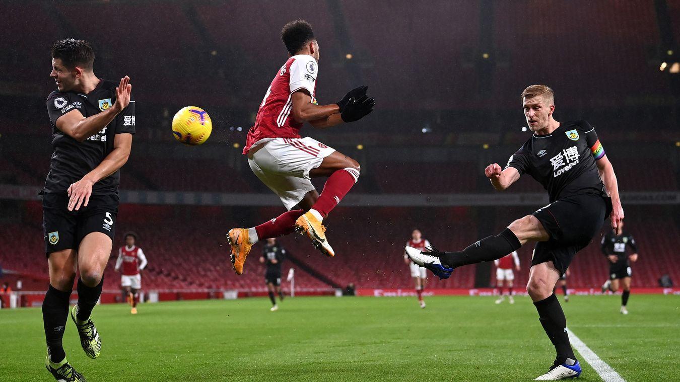 Arsenal 0-1 Burnley