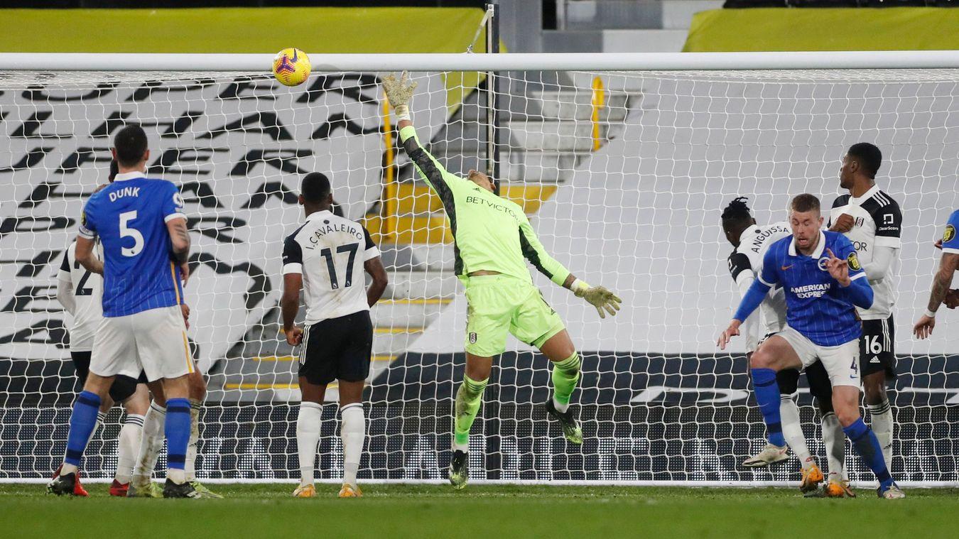 Fulham 0-0 Brighton & Hove Albion