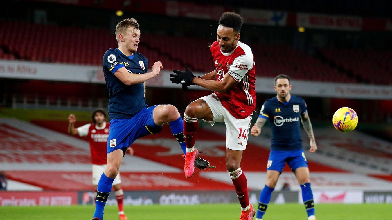 Arsenal 1-1 Southampton