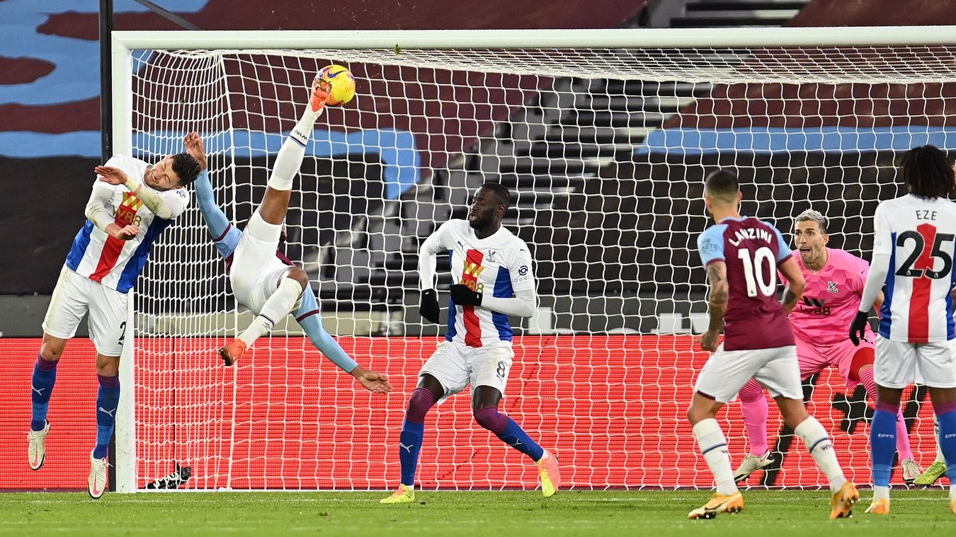 West Ham United 1-1 Crystal Palace