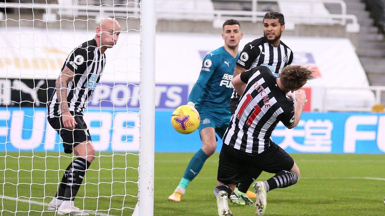 Newcastle United 1-1 Fulham