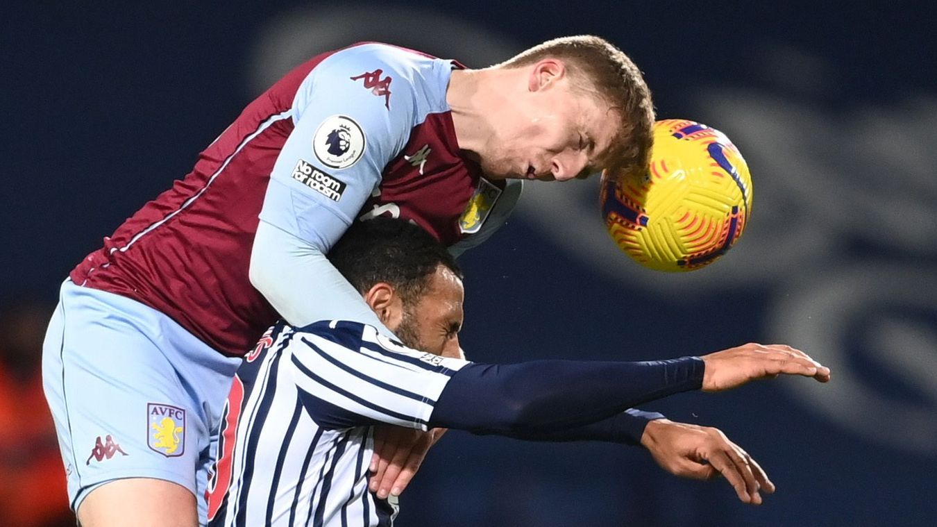West Bromwich Albion 0-3 Aston Villa