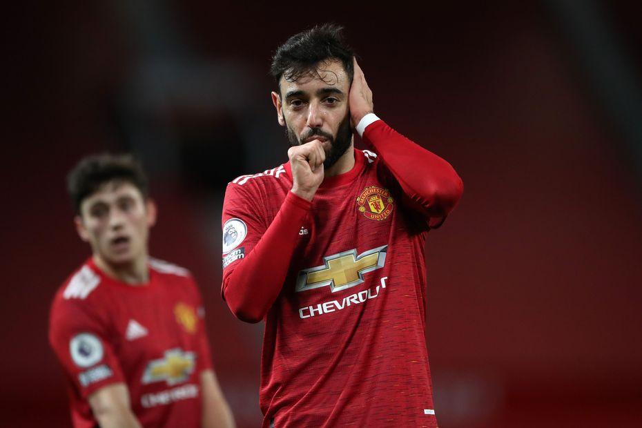 Manchester United v Leeds United